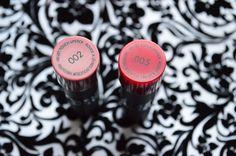 #roge #noveruze #red #pink vmusthave #touch #lipstick #velvet #decorativecosmetics GOSH Velvet Touch Lipstick Matt - KAMzaKRÁSOU.sk