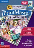 PrintMaster Platinum (1 User) - Windows Mac, Multi, 8129196