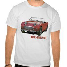 Red Bugeye Tee Shirt #sport #tshirt