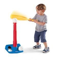 "Little Tikes - Tot Sports - Jeu de tee-ball - Little Tikes - Toys""R""Us Toys R Us, Toys For Boys, Gifts For Boys, Games For Kids, Kids Toys, Kid Games, Children's Toys, Little Tikes, Fisher Price"