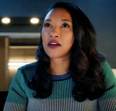 iris Patton is a witch, was the best friend of Danielle & Rieka's protector The Flash Season 1, Iris West Allen, O Flash, The Flash Grant Gustin, Candice Patton, The Cw, American Actress, Tv Shows, Actresses
