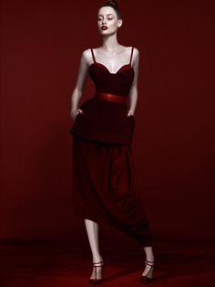 Thairine Garcia by Nicole Heiniger for Trailer Magazine