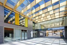 Escola Urswick por Avanti Architects - http://www.galeriadaarquitetura.com.br/projeto/avanti-architects_/escola-urswick/1198