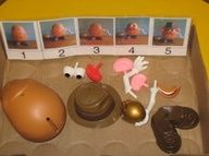 "Practice sequencing with this Mr. Potato Head activity. I could so do this with my Toy Story Potato Head set. The kids are always asking me how to make each character. LOVE THIS!!"" data-componentType=""MODAL_PIN"