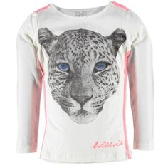 Name+It, Lion Print T-shirt. Tween Fashion Animal print
