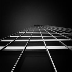 Black and White Urban Architecture Photography by Daniel Hachmann Negative Space Photography, Minimal Photography, Urban Photography, Black And White Photography, Urban Tribes, Urban Architecture, People Art, Photography Projects, Urban Landscape