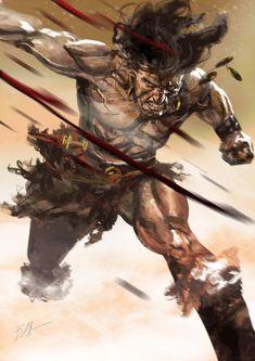 Fantasy Warrior, Sci Fi Fantasy, Dark Fantasy, Red Sonja, Conan The Destroyer, Conan Comics, Vikings, Conan The Barbarian, Viking Warrior