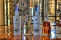 Bozeman Spirits offers an original vodka called Cold Spring Vodka, but it's the Cold Spring Huckleberry Vodka that's making a big statement in local ...