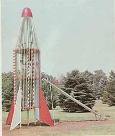 Rocket slides