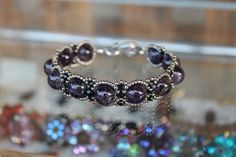 Crystal Creations and Inspirations: Bauble Bracelet