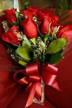 OK Husbands and Husbands be - A great gift for your wife or wives to be.A dozen red roses Love Rose, My Flower, Pretty Flowers, Dozen Red Roses, Beautiful Roses, Happy Valentines Day, Valentine Roses, Floral Arrangements, Bloom