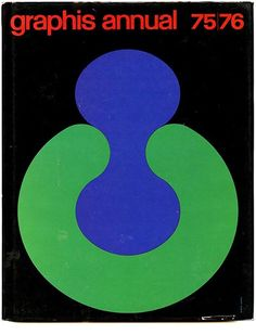 Walter Herdeg [Editor]:  GRAPHIS ANNUAL 1975 – 1976. Zurich: Graphis Press 1975.