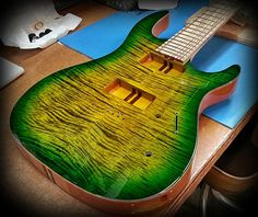 would love this finish on my next guitar