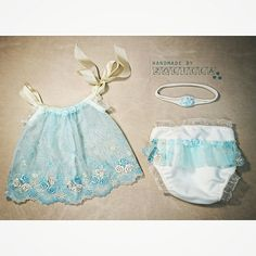 Newborn set / photoprops