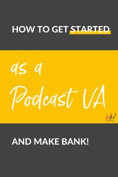 Curious about the world of Podcasts? Whether you are looking to host a podcast or become a podcast producer there are some things you need to know first! It is (sadly) not as simple as just recording an audio and posting it. Lets look at the various stages of podcast production and how a VA can support these tasks. Fully Booked, Virtual Assistant Services, Successful Online Businesses, Copywriting, Need To Know, How To Become, Writer, Audio, Posts