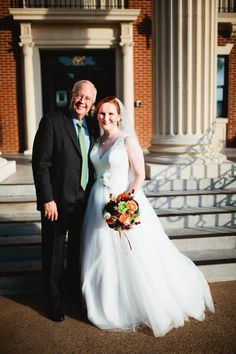 If you have your wedding on the #Baylor campus, you might be lucky enough to run into President Ken Starr!