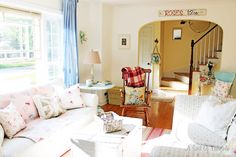 Cottage of the Week Starring Sort of a Fairytale - The Cottage Market