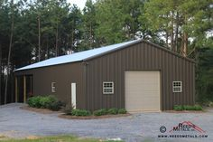 Reed's Metal's Inc. - Visualizer - Metal Building. The color our shop/barn will be!