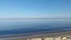 #Gdynia #Orłowo #Poland #Polska #morze #sea #Baltic #plaża Beach, Water, Outdoor, Gripe Water, Outdoors, The Beach, Beaches, Outdoor Games, The Great Outdoors