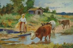 Finnish cows - Lehmiä - Urho Willgren - Finland