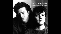 Tears For Fears - Songs From The Big Chair (Full Album) HD LP/Vinyl Rip