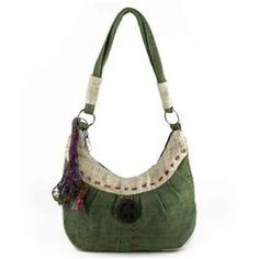 #handmade #bag with peace sign.
