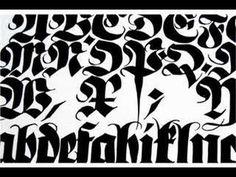 Roda da Moda- Palestra Caligrafia- Cláudio Gil 1/4