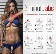 The Best Bodybuilding Workouts Program: The 15 Minute Hot ABS Workout Fitness Workouts, Gewichtsverlust Motivation, Daily Workouts, Exercise Cardio, Motivation Pictures, Fitness Weightloss, Body Fitness, Fitness Goals, Health Fitness