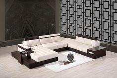 Sofás de diseño moderno