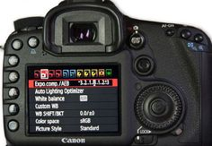 10 Things You Didn't Know About Your Camera — Tuts. By Zach Sutton. http://photography.tutsplus.com/articles/10-things-you-didnt-know-about-your-camera--photo-18245