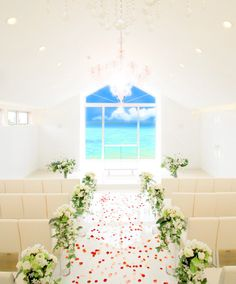 チャペル | BEACH TERRACE WEDDING | 石垣島ウェディング・結婚式