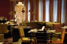 Park Hotel Chennai, interior designed by HBA/Hirsch Bedner Associates