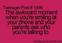 Teenager Post #1496