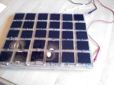 DIY Home Built Solar Power System
