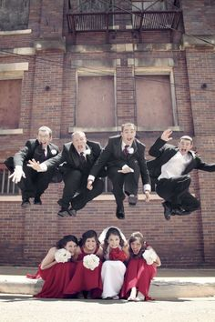 This will be a picture we take at my wedding! So fun!@Emily Lemmon