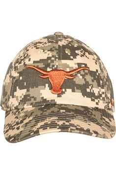 Put your Horns pride on display with the Nike Texas Longhorn Digi Camo  Adjustable Cap! beca9bf29ccb
