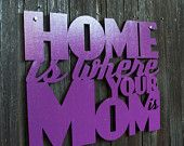 Love this for Mothers Day Sign