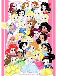 Who is you'd favorite princess