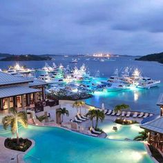 Scrub Island Resort, Tortola, British Virgin Islands