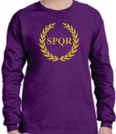 Items similar to Camp Jupiter shirt on Etsy Percy Jackson Cosplay, Percy Jackson Movie, Camp Jupiter, Olympians, Signet Ring, Ballpoint Pen, Fangirl, Blood, Rings For Men