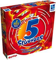 5 Segundos - Juego de mesa (Año 2016): El juego en el que el tiempo vuela. Descripción en inglés de 5 Seconds Description from the publisher: In the quick