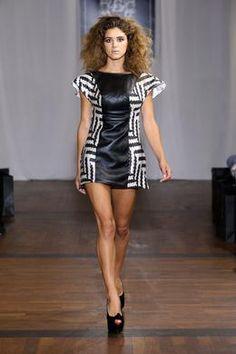 Défilé Maison Anoufa Automne-hiver 2014-2015 Haute couture