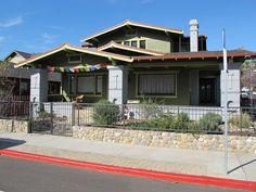 A list of Ventura Landmark properties as of 2011 Craftsman Bungalow Exterior, Craftsman Interior, Craftsman Bungalows, Craftsman Style, Interior And Exterior, Ventura California, The Good Place, Real Estate, Mansions