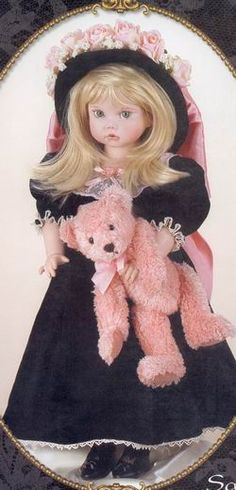 *THE DOLL MAKER DOLLS ~ by: Linda Rick | Precious Possessions