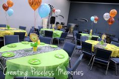 Safari-Jungle Theme Baby Shower Party Ideas | Photo 1 of 15 | Catch My Party