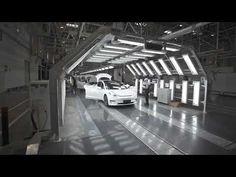 Tesla China - Shanghai Gigafactory production line - 上海 #gigashanghai - YouTube