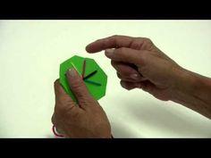Simple Kumihimo tutorial.