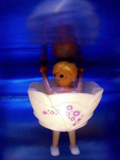 eine Ertrinkende Unterwasser, Playmobil
