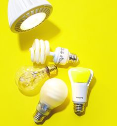 Green Light, Go! by Michael Hsu, wsj: A review of the best and brightest eco-friendly bulbs. #Light_Bulbs #wsj #Michael_Hsu #Green