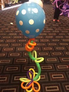 """Australian Balloon Convention Gold Coast 16"""" helium free form creation  #letspartywithballoons"""